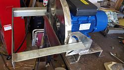 Made a 350mm Disc sander-5.-assembled-bare-frame.jpg