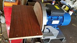 Made a 350mm Disc sander-7.-disc-sander-1.jpg