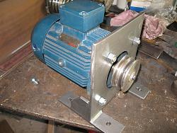 Made a wood lathe-13.-made-painted-motor-mount-frame-img_0636.jpg