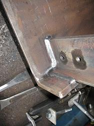 Made a wood lathe-6.-motor-mount-support-rails-welded-img_0643.jpg