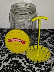 Magnifeye fishing hook threader - video-vintage-peter-pipers-pickle-jar_1_429fe633dcc8e077a86e217cb6ea5992.jpg