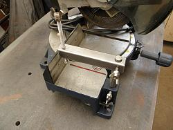 Metal Miter Saw Material hold down clamp addition.-001.jpg