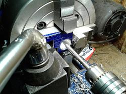 Micrometer Carriage Stop for Atlas lathe-tapping.jpg