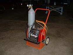 Mig welding cart made from a oxy-acy cart-cart-1.jpg