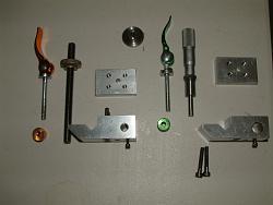 Mini Lathe Carriage Stops Micrometer and Screw-dscf0001.jpg