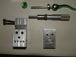 Mini Lathe Carriage Stops Micrometer and Screw-dscf0002.jpg