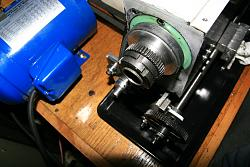 Mini Lathe Gets a Drive Belt Replacement...3VX belt and pulleys-img_2201.jpg