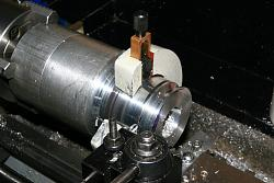 Mini Lathe Gets a Drive Belt Replacement...3VX belt and pulleys-img_2208.jpg