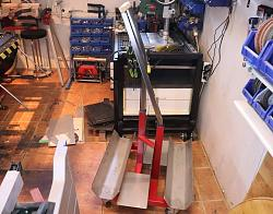 Mobile leftover sheet metal sorting / storing caddy.-fb_img_1617198936410.jpg