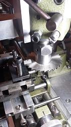 Modifications and Improvements to a Unimat SL 1000 Lathe-cutting-slot-into-clamping-screw-head.jpg