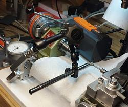 Modifications and Improvements to a Unimat SL 1000 Lathe-unimat-sl-setup-dressing-dremel-grinding-stone.jpg