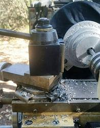 Mounting an AXA QCTP on a 9x20 lathe-qctp-mounted.jpg