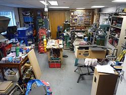 New Member- Mike M from Nottingham, England-messy-workshop1.jpg