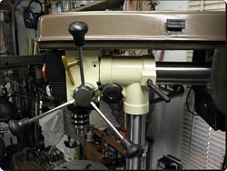 New Paint job Shop Fox Drill Press.-006.jpg