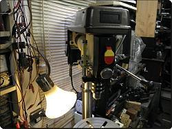 New Paint job Shop Fox Drill Press.-008.jpg