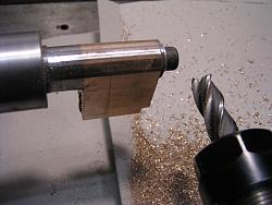 New South Bend 9B Cross feed nut.-milling-2.jpg
