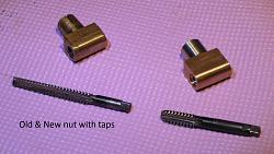 New South Bend 9B Cross feed nut.-nuts-taps.jpg
