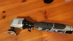 Oscillating attachment to Dremel rotary tool.-5.jpg