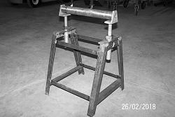 Outboard Support; Horizontal Bandsaw-outboard-support_1.jpg