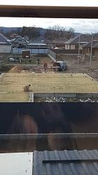 Outdoor work area + driveway roof with hoist-2020-12-26_view_west.jpg