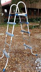 re-purposed an old above ground swimming pool ladder-20141217_ladder-8-3-.jpg