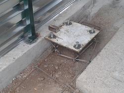 Removable pole stands vise base-2.jpg