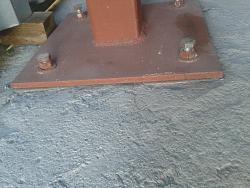 Removable pole stands vise base-6.jpg