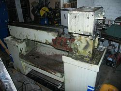 Repair and handing-over have nine of a metal lathe Promac 968-rp016.jpg