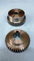 "Replacement Change Gears for 12"" Geared-head Lathe-modified-original-40t-spur-gear.jpg"