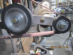 "Rotary four wheel attachment for 2""x72"" belt sander/grinder-img_1477.jpg"
