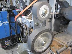 "Rotary four wheel attachment for 2""x72"" belt sander/grinder-img_1478.jpg"