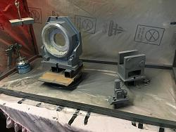 Rotary table re-ferb ready for stepper motor-sprayed-items.jpg