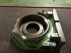rotary table worm shaft-table-casting.jpg
