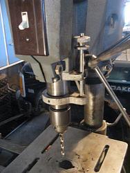Sand cast part for Rockwell drill press-drill-press-collar-tools-002.jpg