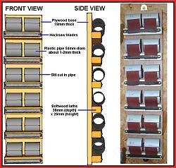 Sandpaper Dispenser for Woodturners-sandpaper-dispenser-tubes-views.jpg