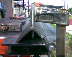 Sheet Metal Bender Brake The Make (DIY) & First Use Stainless Steel BBQ-12.jpg