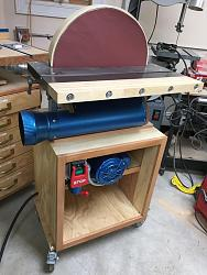 "Shop-built 20"" disc sander-3c3587b8-f00e-4888-aaf8-fa8a56459fa1.jpeg"