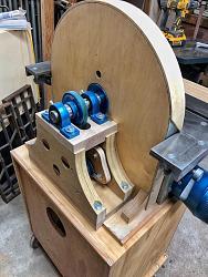 """Shop-built 20"""" disc sander-feca97b2-c060-4e60-a803-445979ea763b.jpeg"""