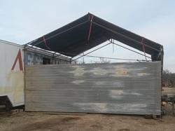 Shop tent and Wind wall tent door-20170303_172407a.jpg