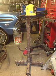 Shrinker strecher stand...-img_2423.jpg