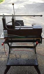 Simple Wood Lathe-20140815_165525.jpg