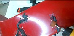 SOLDERIND   CRASHED   PLASTIC  PARTS  ON  THE  BIKE  WITH SIMPLE   TOOL.-50333863_2975602159132324_6458121810784288768_n.jpg