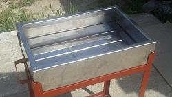 Stainless Steel Barbecue with double layer bottom-first-frame.jpg