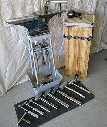 Steel Shot Bag Stump for shaping metal-00-anvil-stump-img_2321.jpg