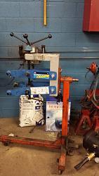 Strut compressor stand from engine stand-20170116_164439.jpg