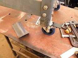 Table Saw Mods-Fixed wheels with brake.-010.jpg