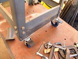 Table Saw Mods-Fixed wheels with brake.-011.jpg