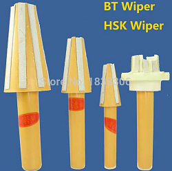 Taper cleaners /wipers for Morse tapers-wipers.png
