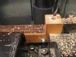 Torsional beam mini lathe stand-12-mm-drill.jpg