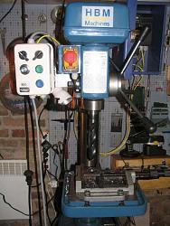 Transformation of a drilling machine HBM 25-hbm25_09.jpg